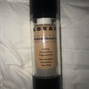 Lorac foundation